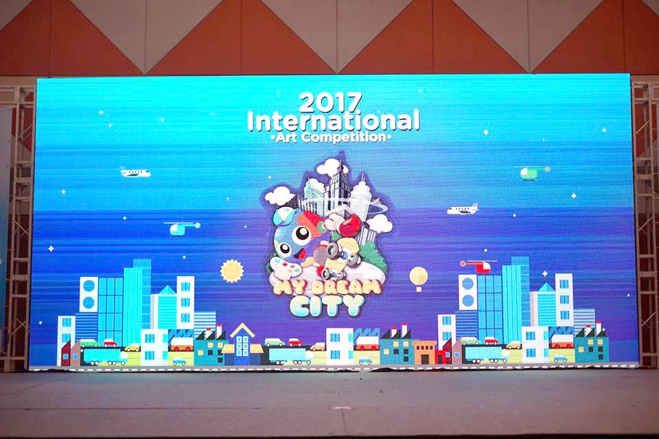 International Art Competition 2017