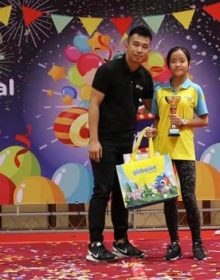 2018 National Art Competition (Group C) – 4th Runner-Up