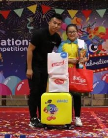 2018 National Art Competition (Group C) – 2nd Runner-Up