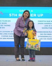 2017 International Art Competition (Group A) – 5th Runner-Up