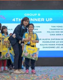 2017 International Art Competition (Group B) – 4th Runner-Up