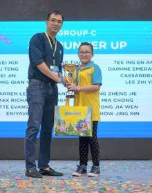 2017 International Art Competition (Group C) – 3rd Runner-Up