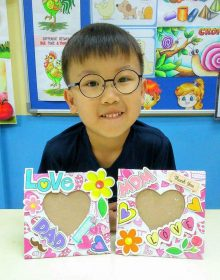 School Holiday Workshop Program – Love Frame Art