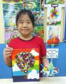 School Holiday Workshop Program – Button Art & G-Clay