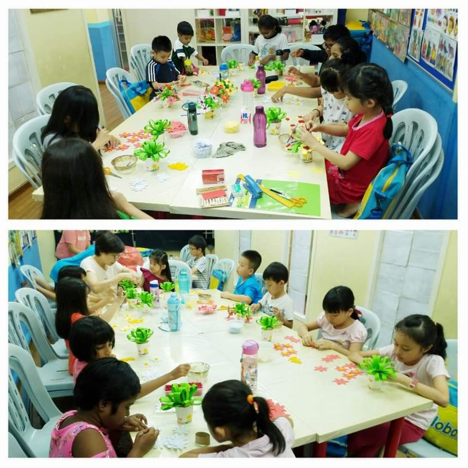 Special Craft Time For Mother's Day