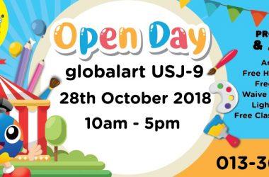 Global Art USJ 9 Open Day