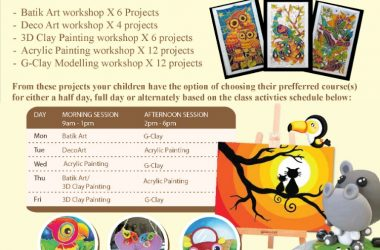 School Holiday Workshop