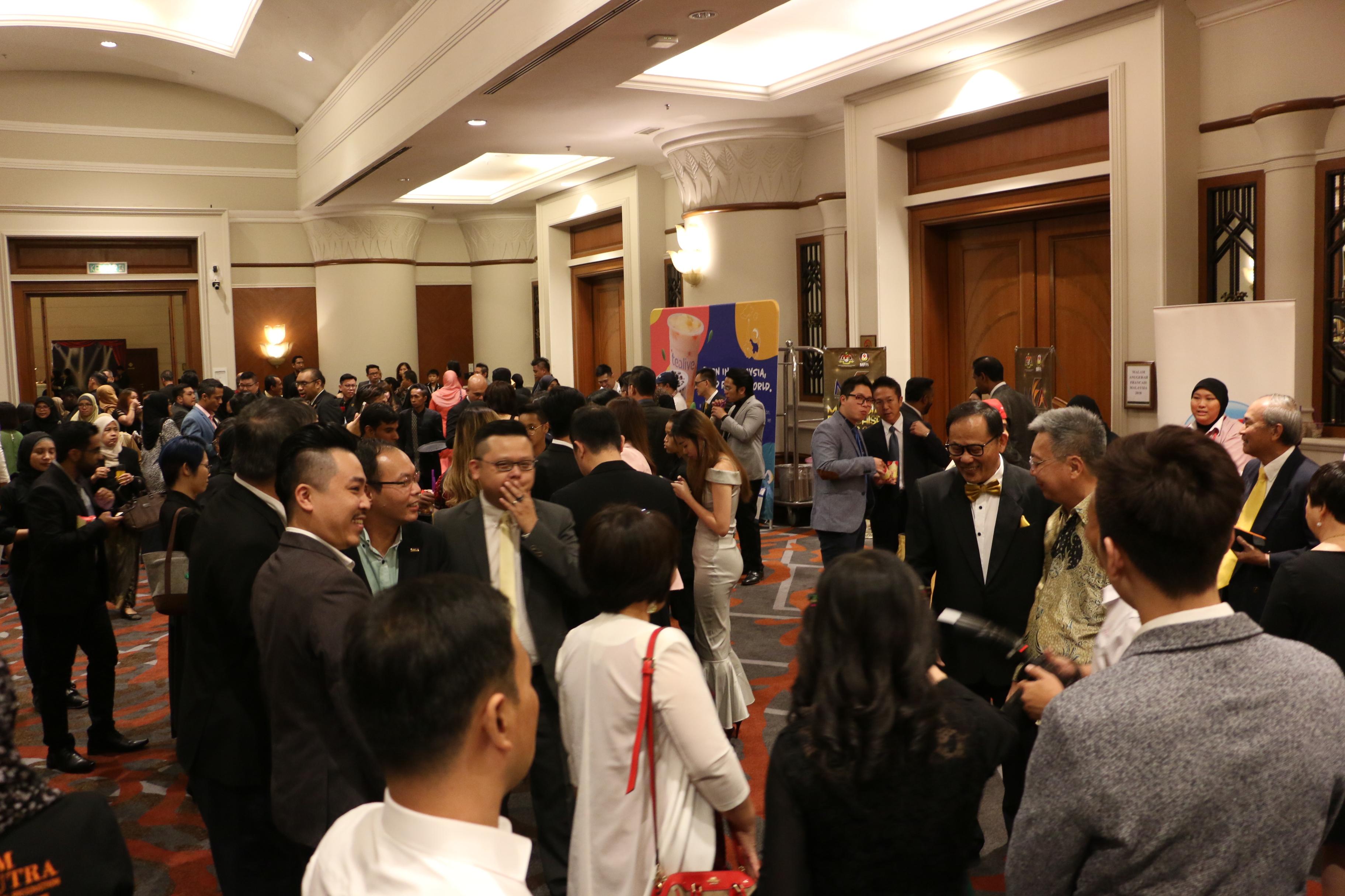 2018 Malaysia Franchisee Award