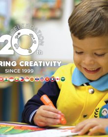 20th Anniversary Nuturing Creativity