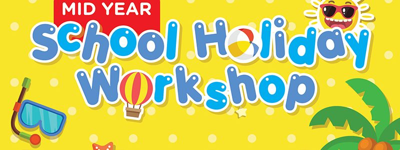 School Holiday Promotion!