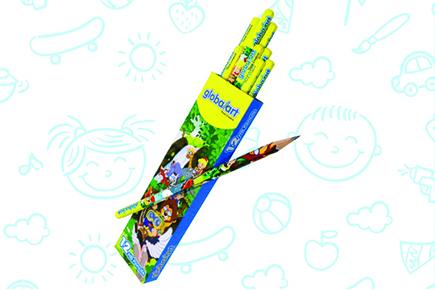 globalart HB Grade Pencil Set