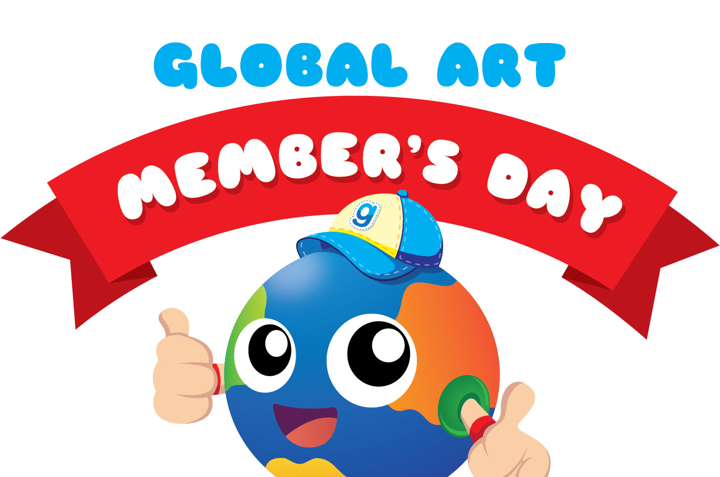 Global Art Member's Day